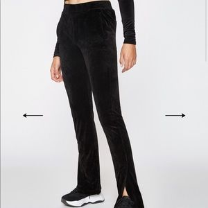 Pam and Gela Track Pants with Vents